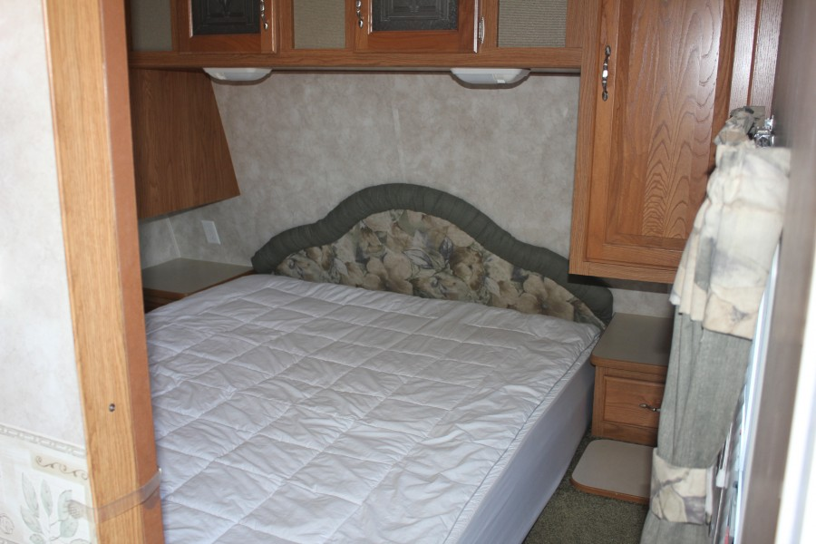 2005 Sprinter Interior 4 Dfw Camper Rentals