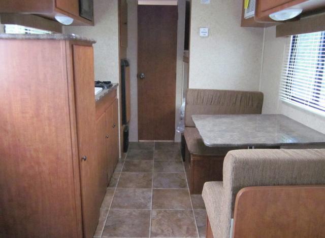 Layton Camper Interior 3 Dfw Camper Rentals