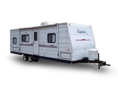 2006 Frontier Explorer For Rent Dfw Dfw Camper Rentals
